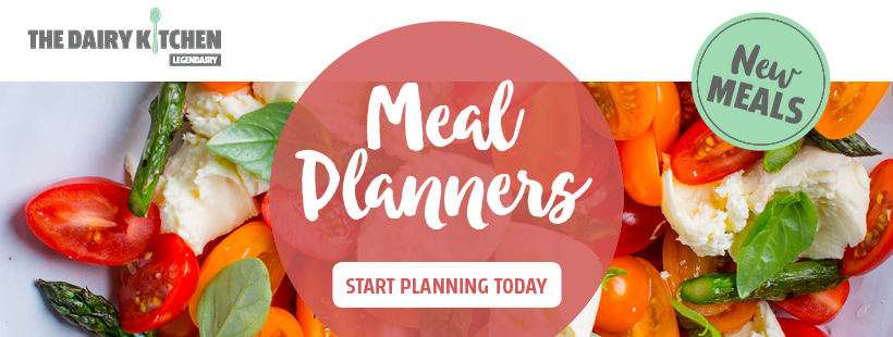 The Dairy Kitchen meal planner