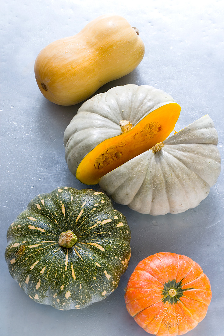 Pumpkin is in season and aplenty in autumn