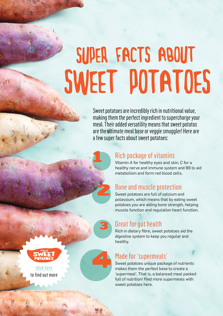 Are Sweet Potatoes Actually Good For You
