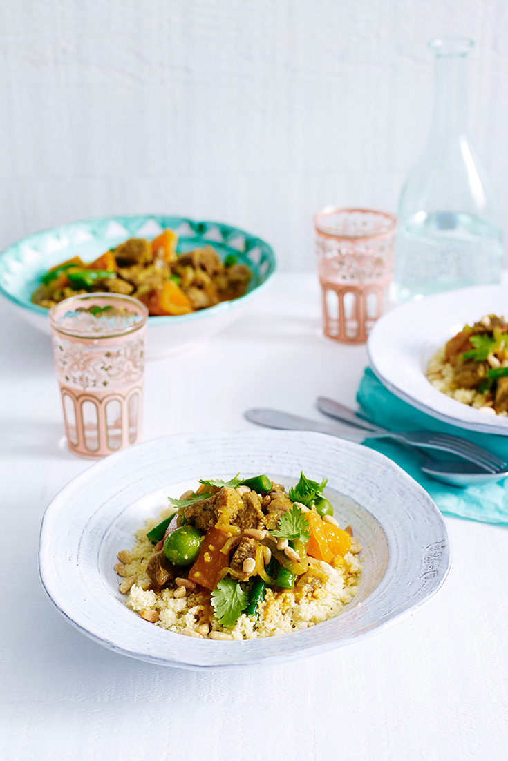 This quick and easy turkey tagine with cous cous recipes is the perfect meal idea when your aiming for a health kick.