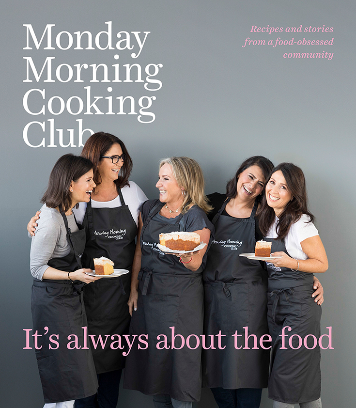 The unstoppable women from Monday Morning Cooking Club are back with their third cookbook. Full of delicious recipes.