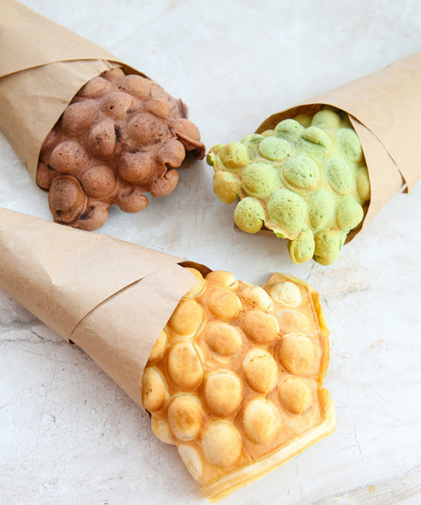 These delicious egg waffles are aiming for world domination and are sure to be the next big foodie trend.