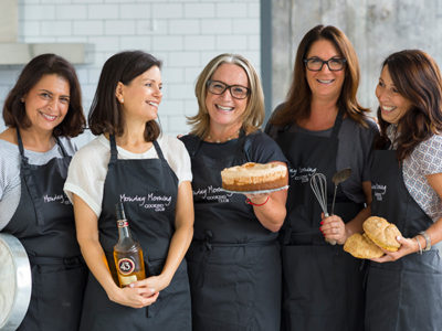 The unstoppable women from the Monday Morning Cooking Club are back with their third book. Full of wholesome, traditional recipes