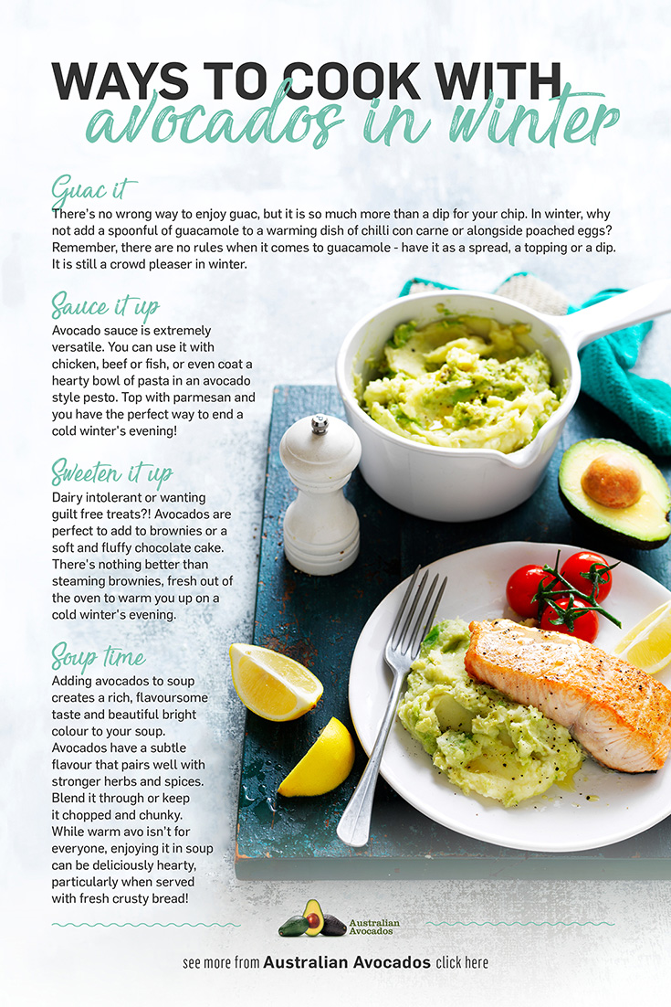 Ways to eat avocados in winter myfoodbook food stories winter warming avocado recipes to try forumfinder Image collections