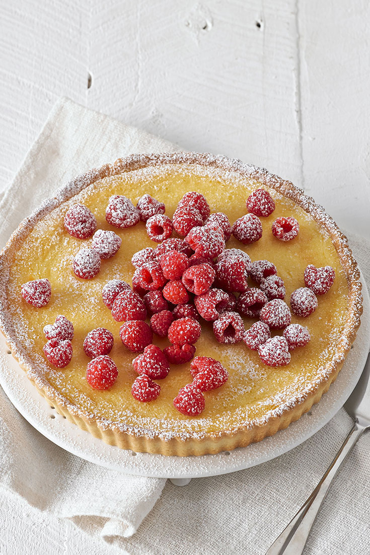 A scrumptious lemon tart recipe is the perfect fresh and citrusy dessert.
