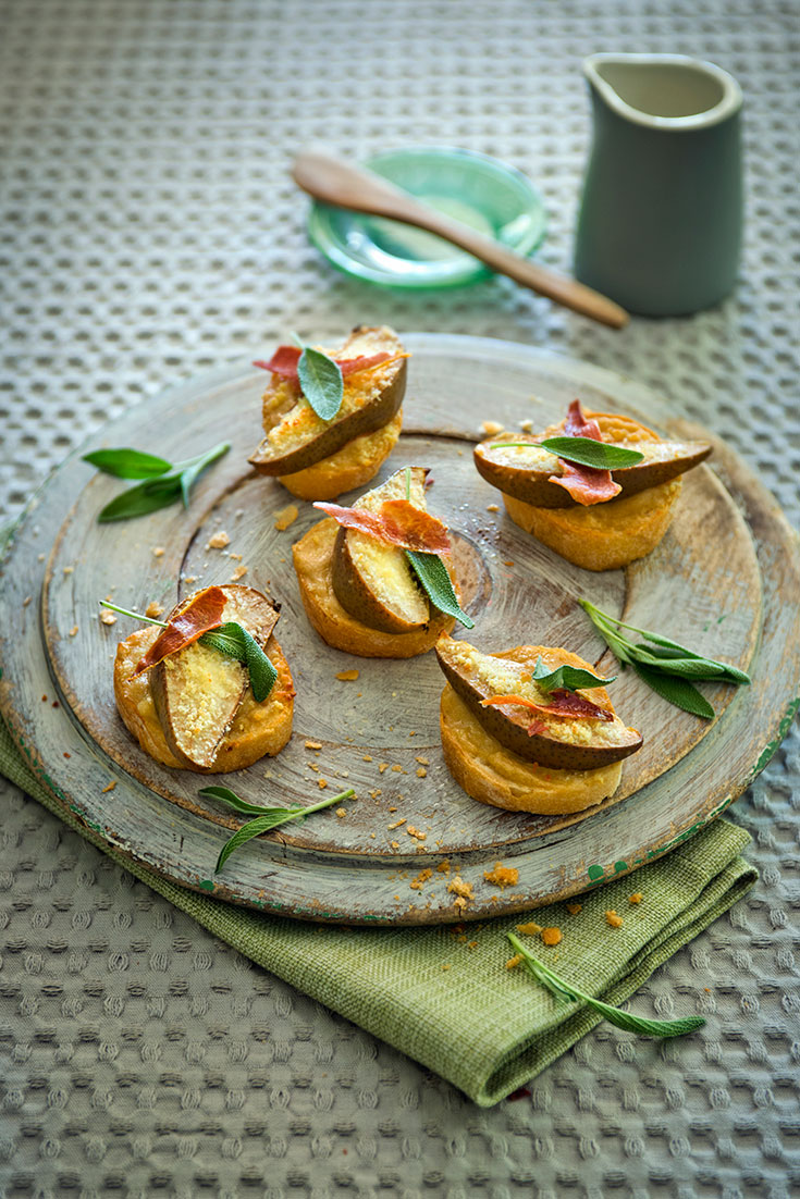 This easy pear and mustard Welsh rarebit recipe is certainly one to try.