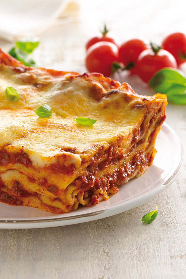 This easy classic beef lasagne recipe is a perfect family dinner idea that will be loved by all.