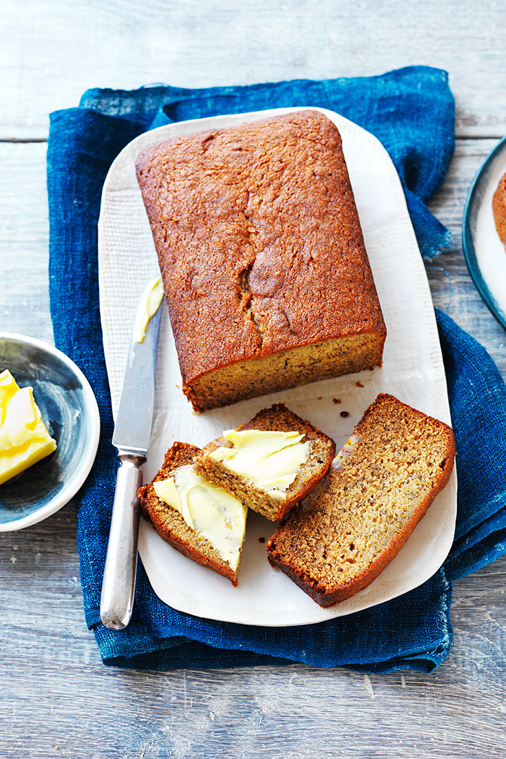 This super easy banana bread recipe will be gone in a flash and so will your overripe bananas.
