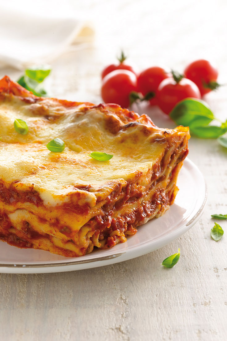 This easy and classic lasagne recipe is great to use up any leftover mince to make another easy dinner.