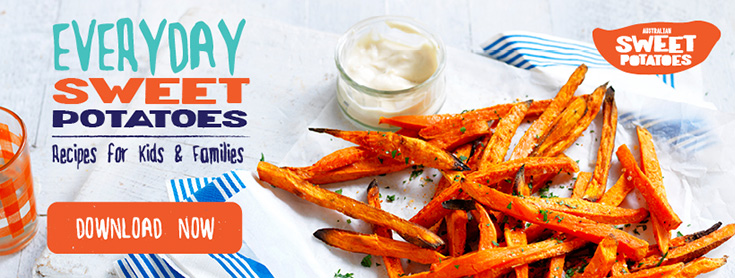 The cookbook that the whole family will love myfoodbook food stories disclaimer australian sweet potatoes are a contributing recipe partner at myfoodbook this article features content sourced from australian sweet forumfinder Choice Image