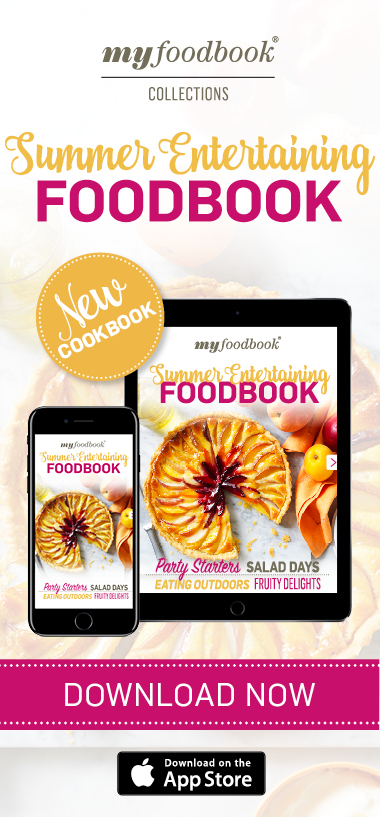 Summer Entertaining Foodbook 2017