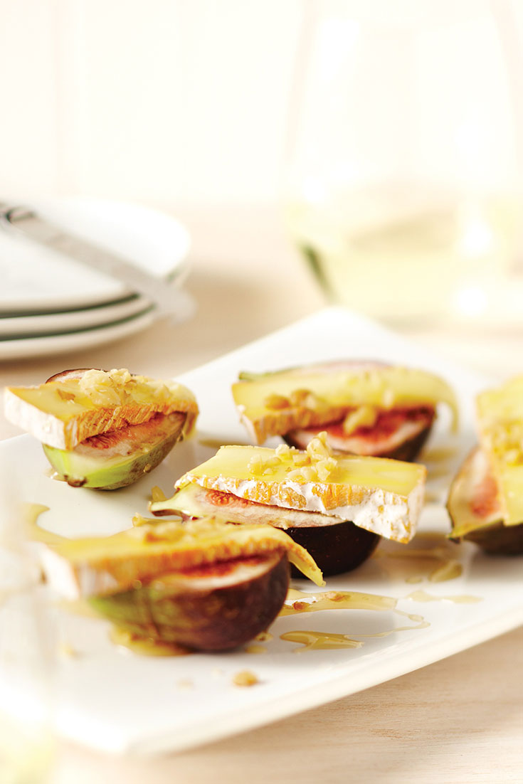 This easy appetiser is a great dish with beautiful flavours.