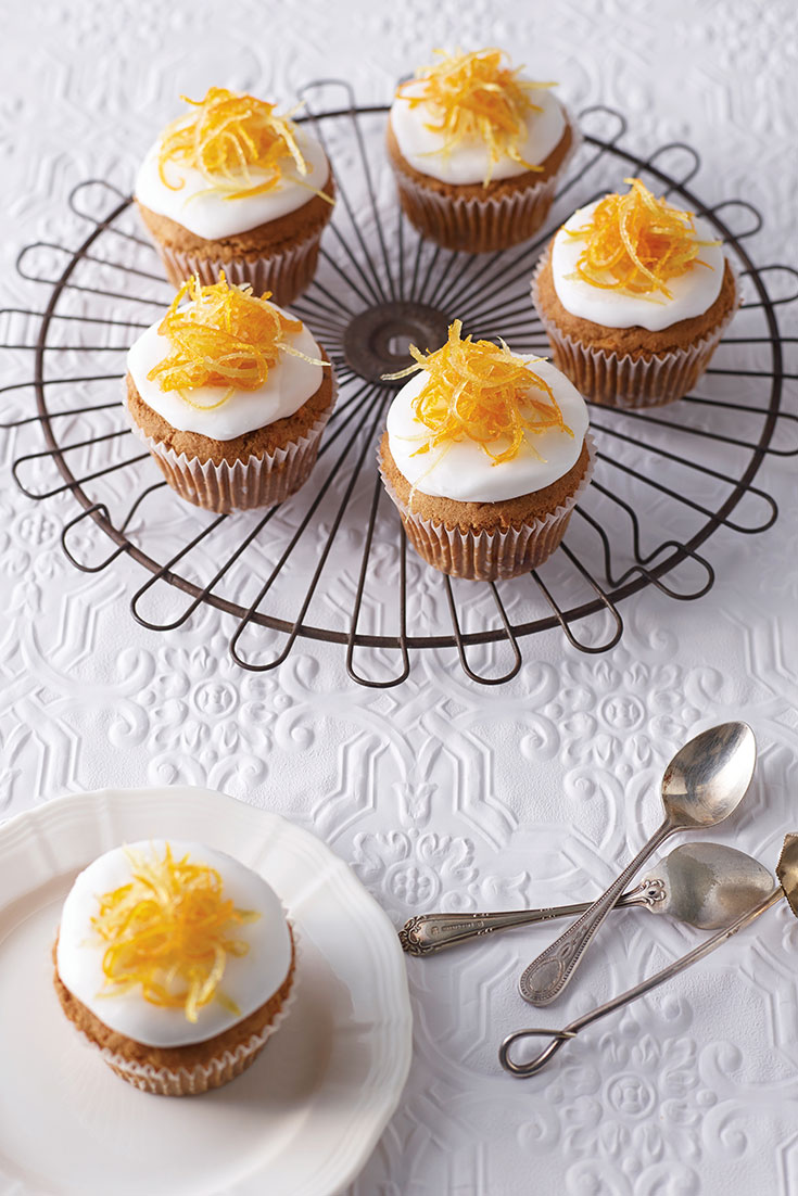 This easy gluten free ginger and carrot cupcake recipe is ideal for an afternoon snack or to please guests.