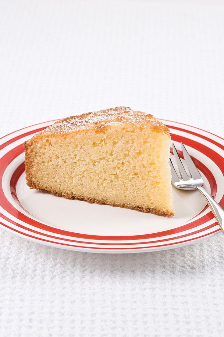 This easy butter cake recipe is the ideal base for any celebration cake.