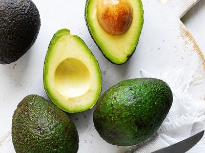 How to peel, dice and slice avocados