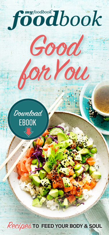 Good for you Foodbook 2018