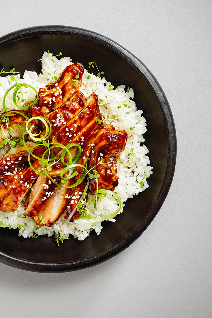 This super quick and easy teriyaki chicken recipe