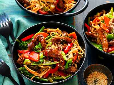 Easy Asian Dinners