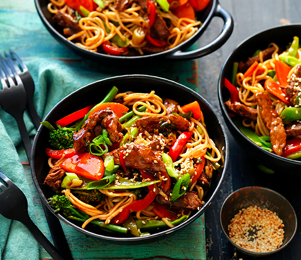 Easy Asian Dinners