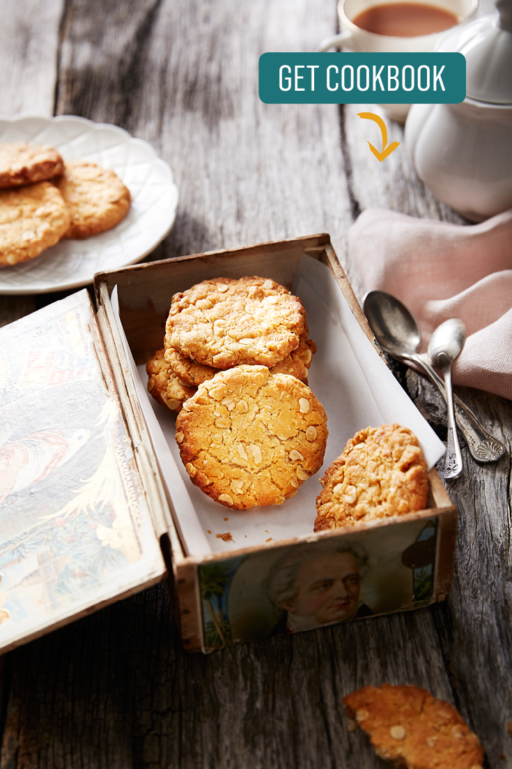 This classic Anzac biscuit recipe is the perfect baked good to remember the fallen soldiers.