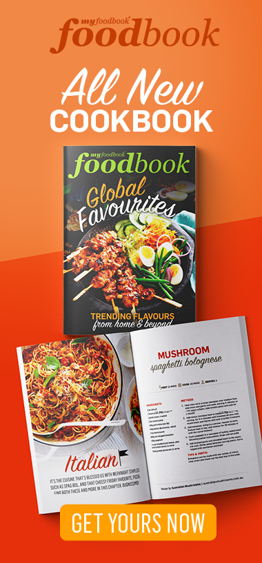 Global Favourites Foodbook 2018