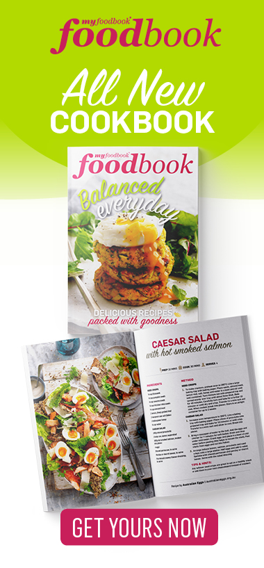 Balanced Everyday Foodbook 2018