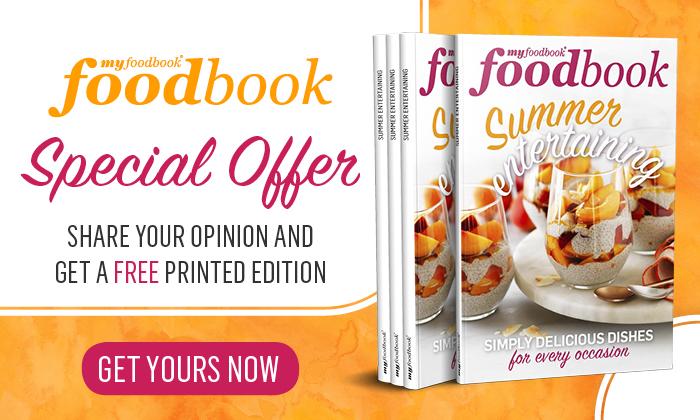 summer entertaining cookbook