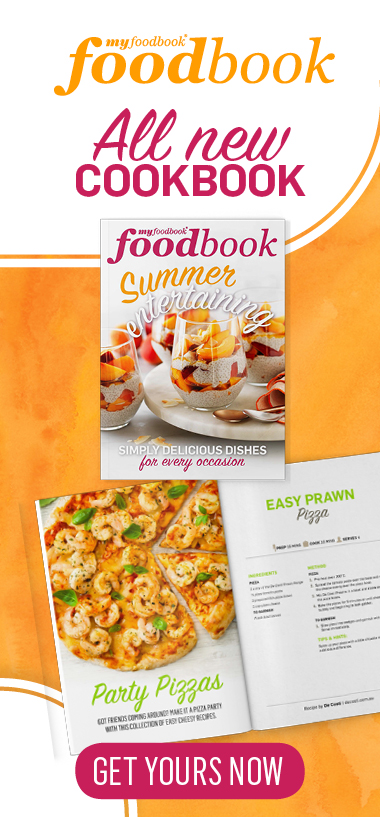 Summer Entertaining Foodbook 2018