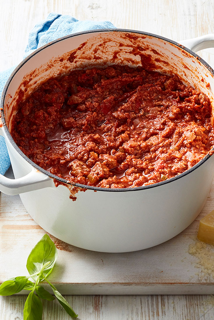 How to make bolognese sauce with this easy bolognese sauce recipe.