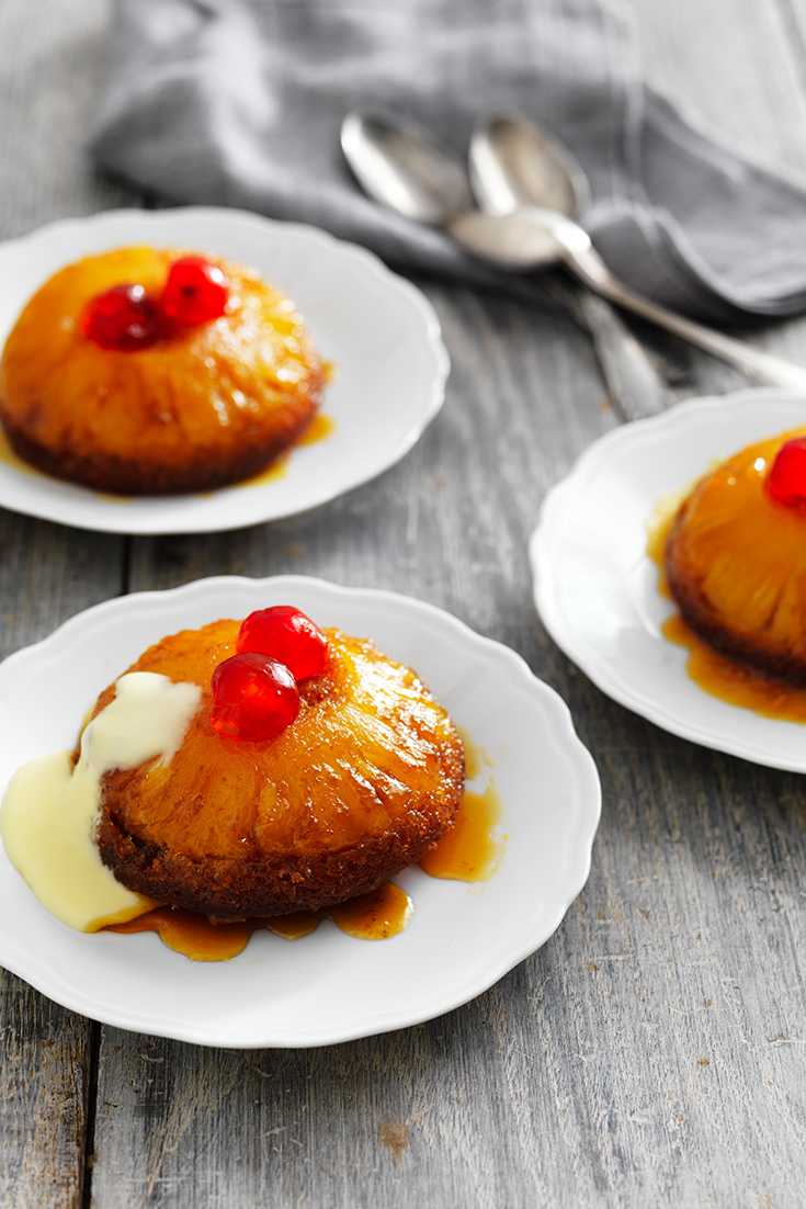Try these best baking recipes including a nostalgic and easy upside down pineapple cake