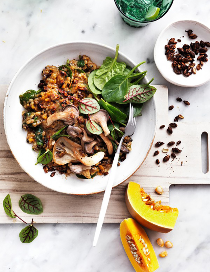 This 15-minute vegan recipe is perfect for a weeknight dinner.
